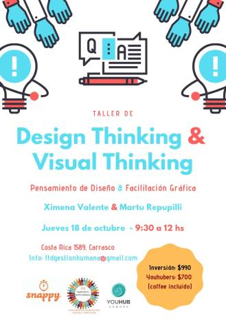 flyer design thinking